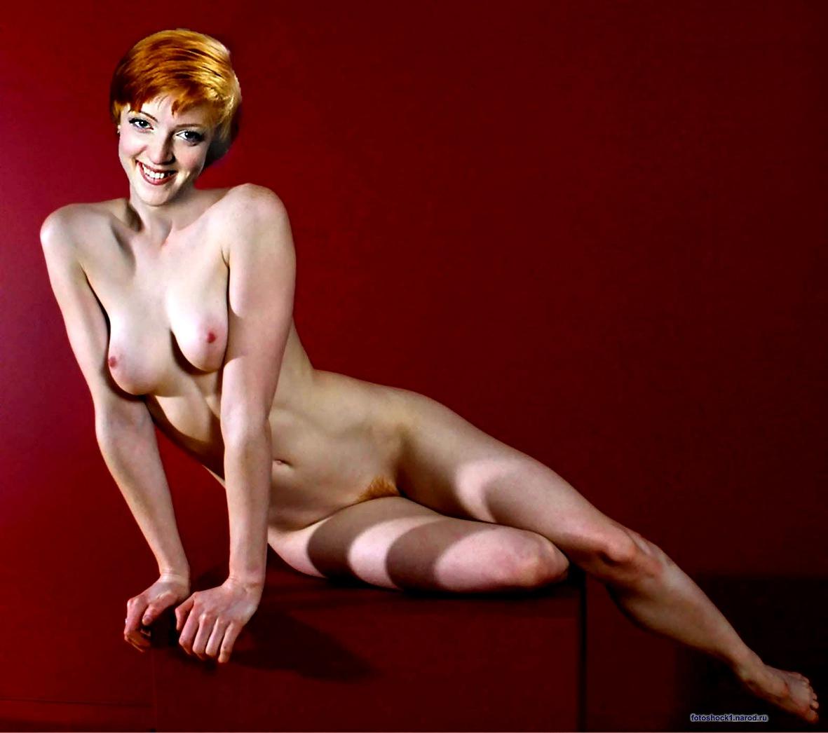 Голая Жанна Фриске на фото